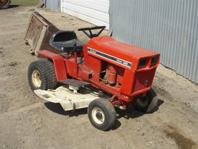 1980 Cub Cadet 382, Stock No: CC382 by Highway 210 Equipment