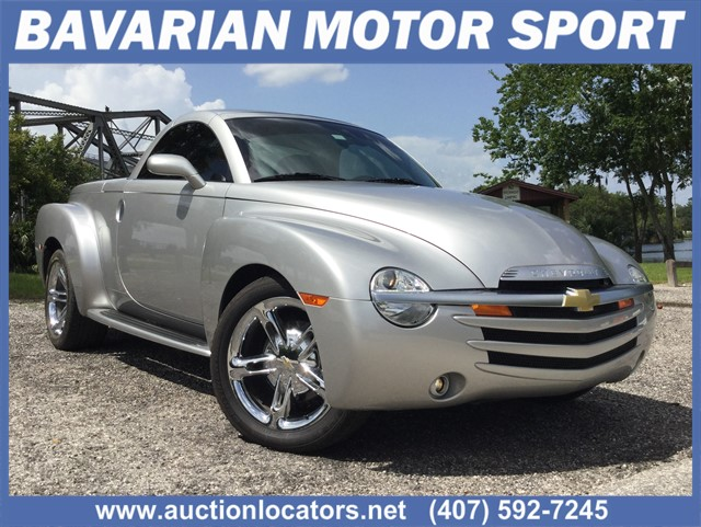 2006 Chevrolet Ssr Stock No Bp123879 By Bavarian Motor