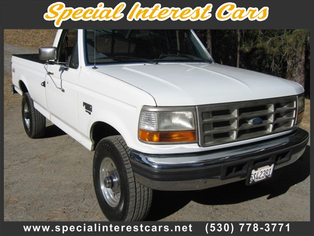 1997 Ford F 250 Stock No 44444 By Special Interest Cars
