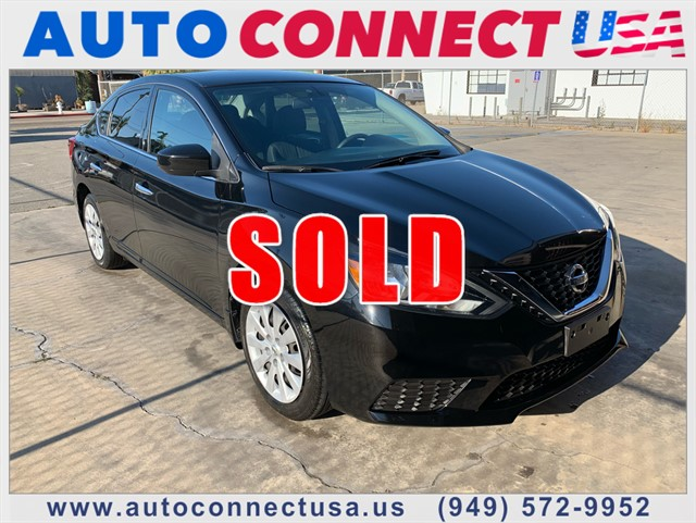 Costa Mesa Nissan >> 2016 Nissan Sentra Stock No 100131 By Auto Connect Usa