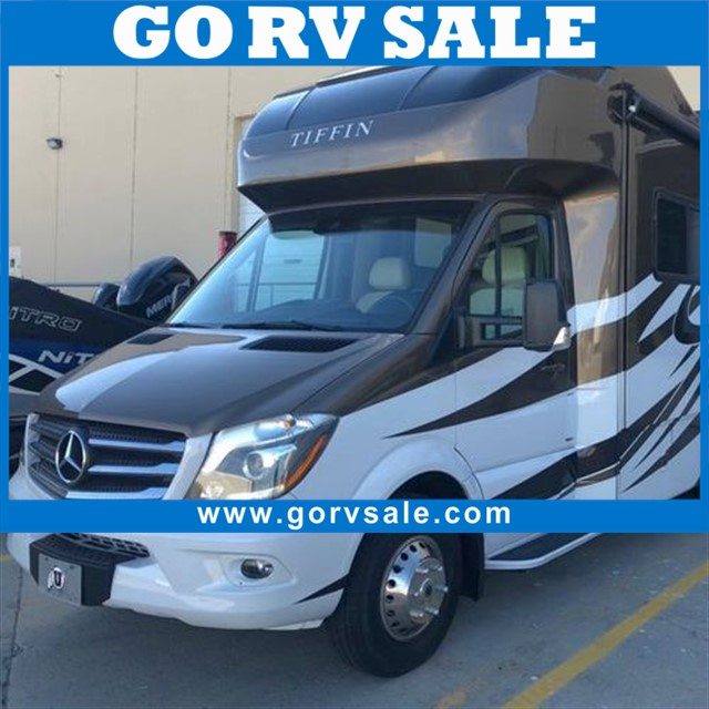 2017 Tiffin Wayfarer Mercedes-Benz, Stock No: 016427 by Go RV Sale
