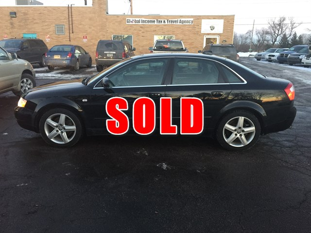 AUDI A Stock No By A And H Auto Center Sioux Falls SD - Audi sioux falls