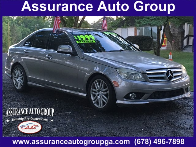 2008 Mercedes-Benz C-Class, Stock No: 1099 by Assurance Auto