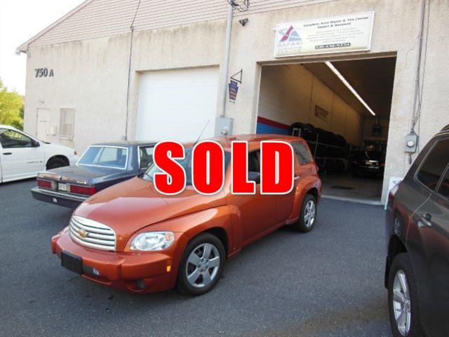 2007 Chevrolet Hhr Stock No 1214 By Safari Automotive Sales And