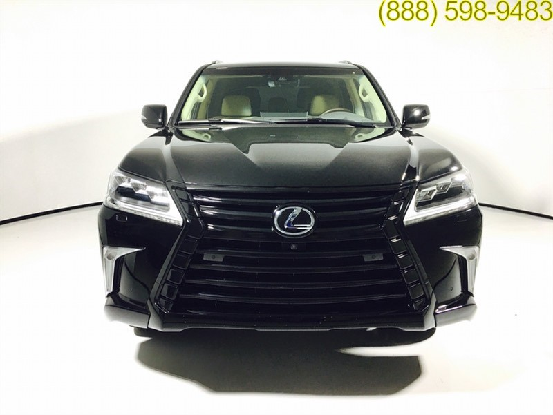Used Lexus Lx 570 For Sale Cargurus