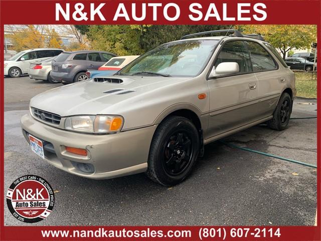 2000 Subaru Outback Sport Wagon